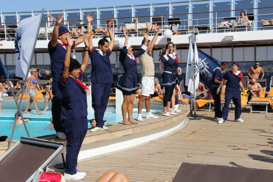 How To Work On A Cruise Ship  Finding a solution