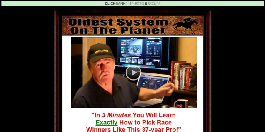 Make money by horse betting with Oldest System On The Planet