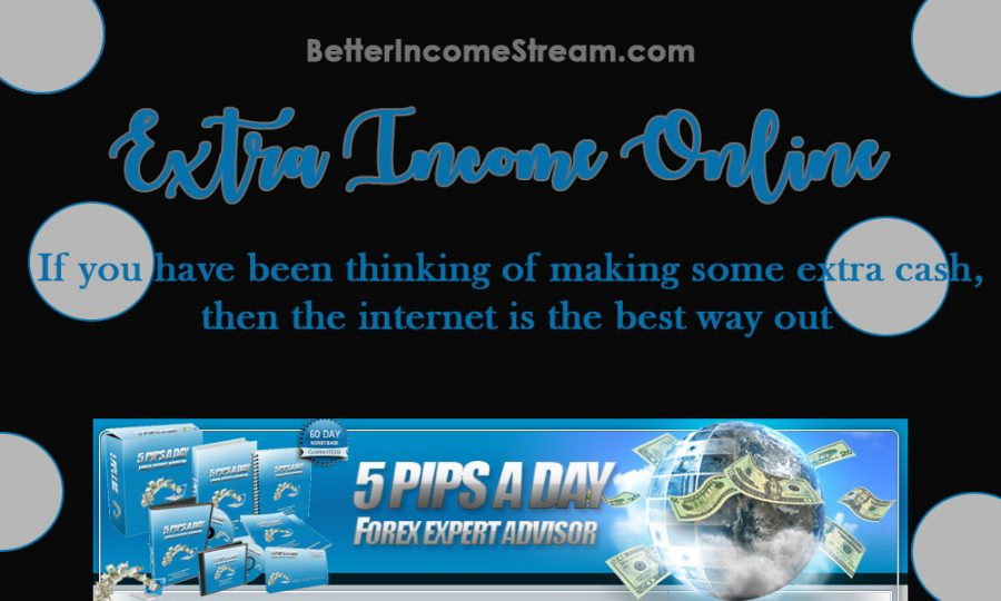 5 Pips A Day Extra Income Online