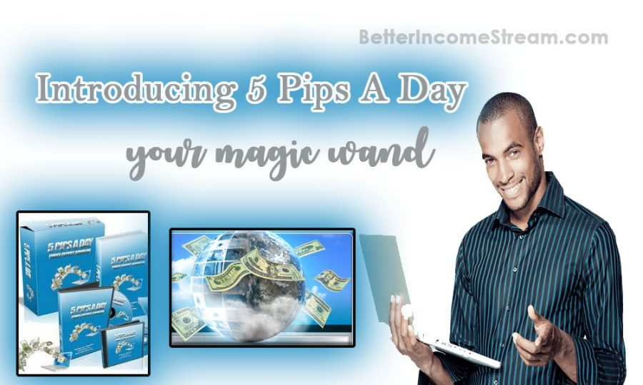 5 Pips A Day Introducing 5 Pips A Day