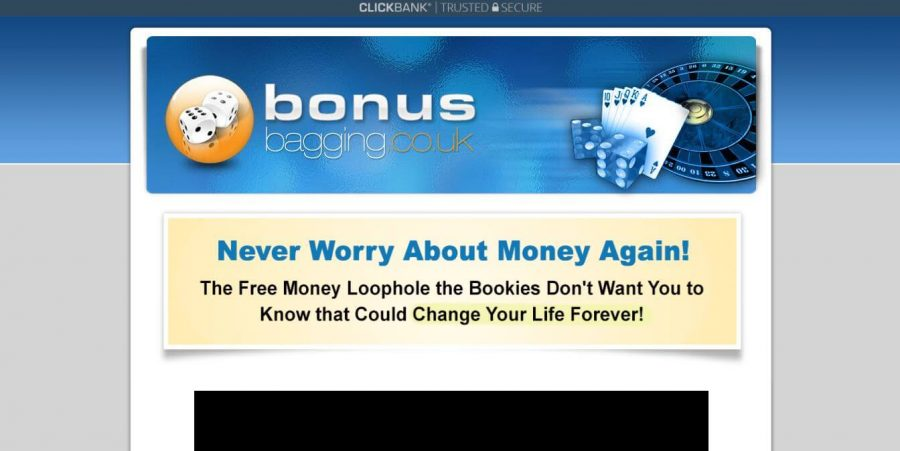 Make a desent amount of money every month with Bonus Bagging