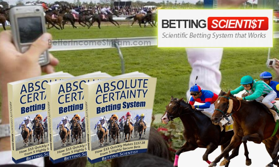 Betting System Scientific Betting System That Works
