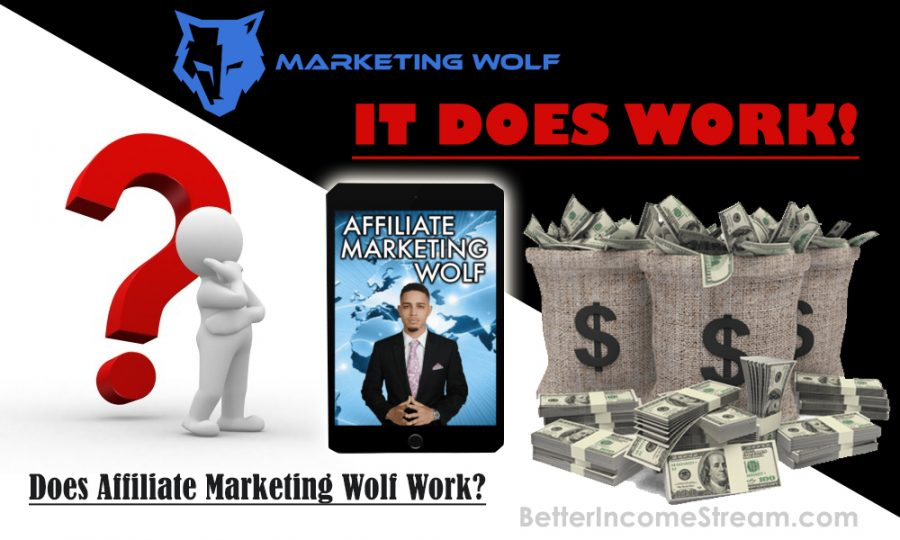 Affiliate Marketing Wolf Does it work