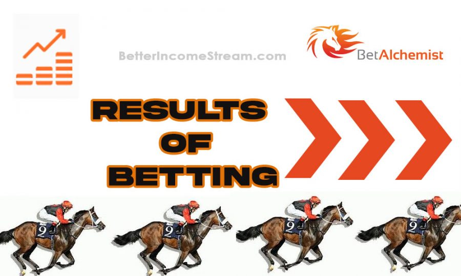 Bet Alchemist Results Of Betting