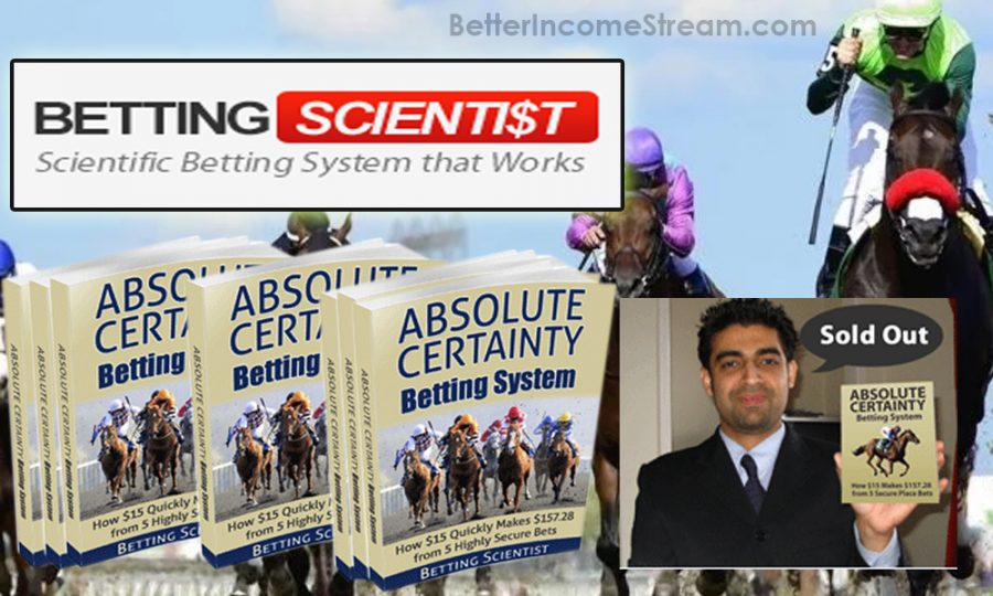 Absolute Certainty Betting System Conclusion