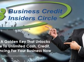 Business Credit Insider Circle Discover a Golden Key