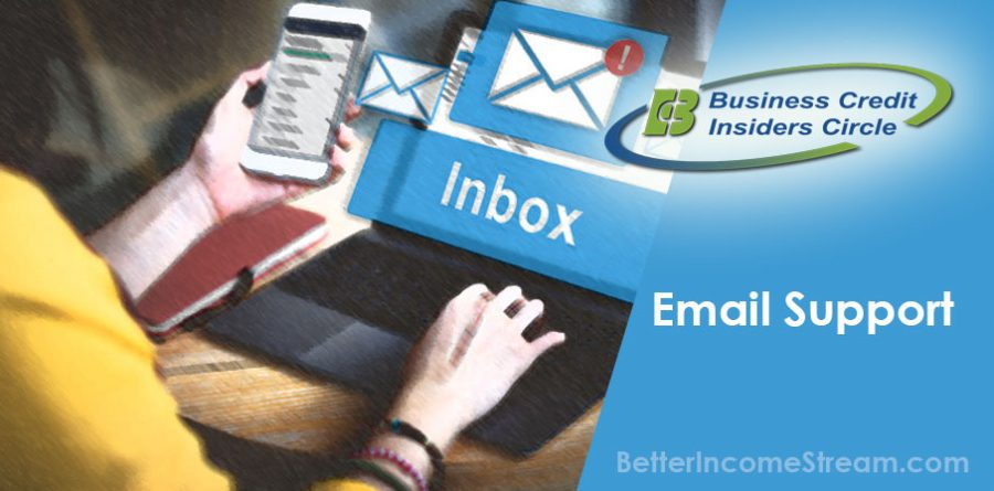 Business Credit Insider Circle Email Support