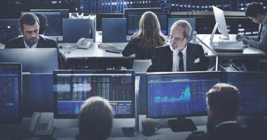 Business Team Investment Entrepreneur Trading