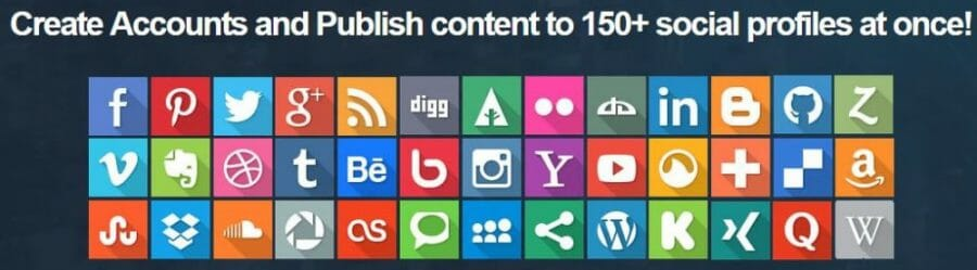 All your social media, all your accounts, in one place!