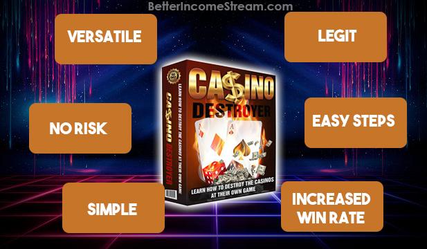 Casino Destroyer System Benefits
