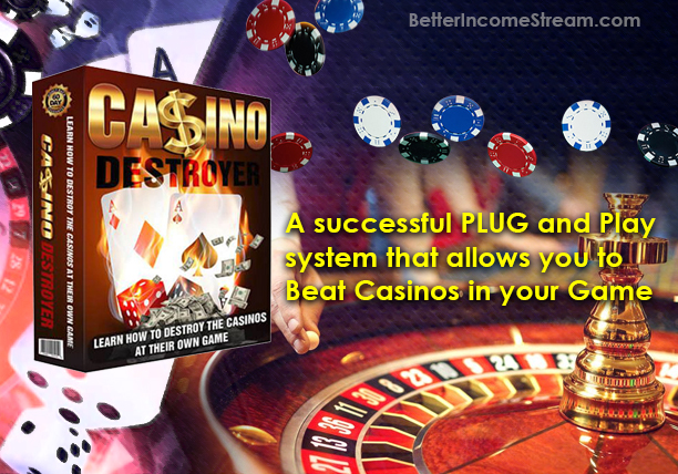 Casino Destroyer System Plug and Play System