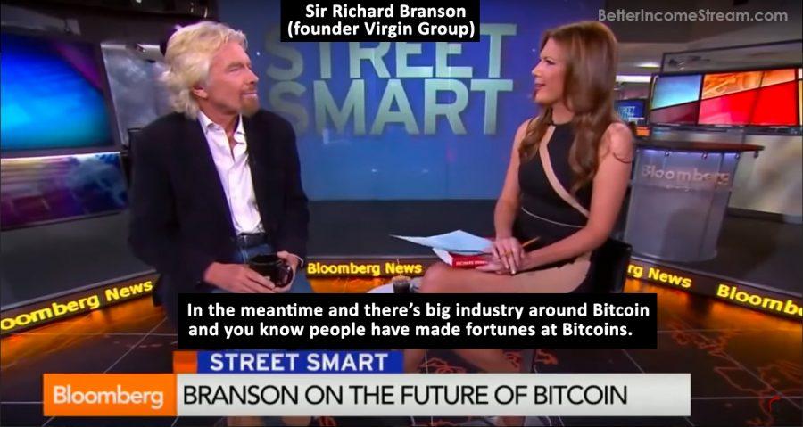 Crypto Ultimatum Businessman