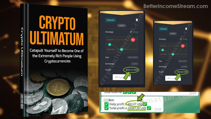 Crypto Ultimatum whats inside