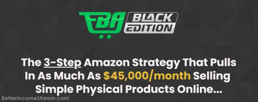 Digital Success Network FBA Black Edition