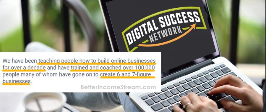 Digital Success Network build online Business