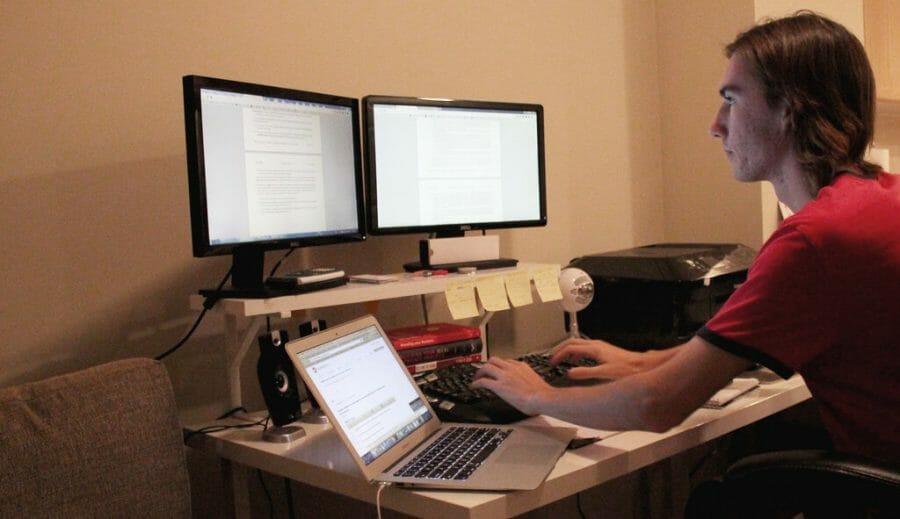 Entrepreneur Programmer