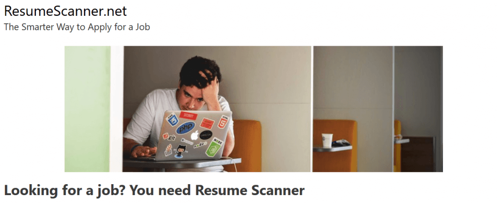 ResumeScanner Interview