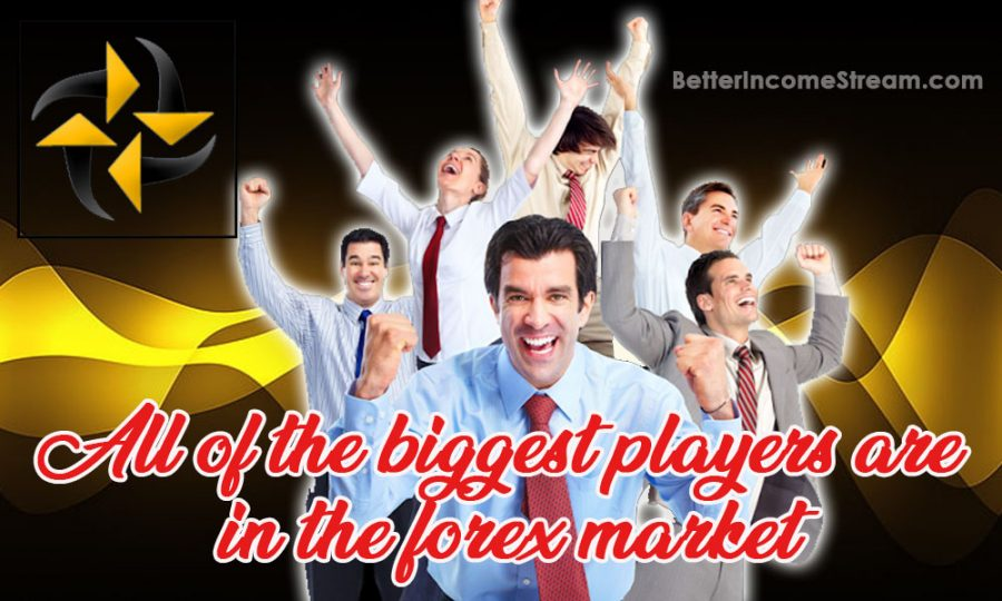 Forex Megadroid Biggest Players