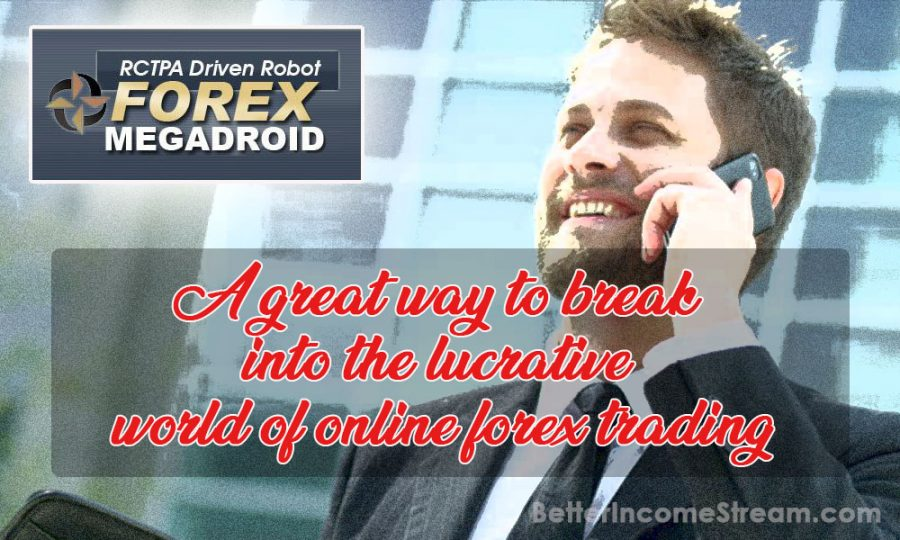 Forex Megadroid World Of Online Forex Trading