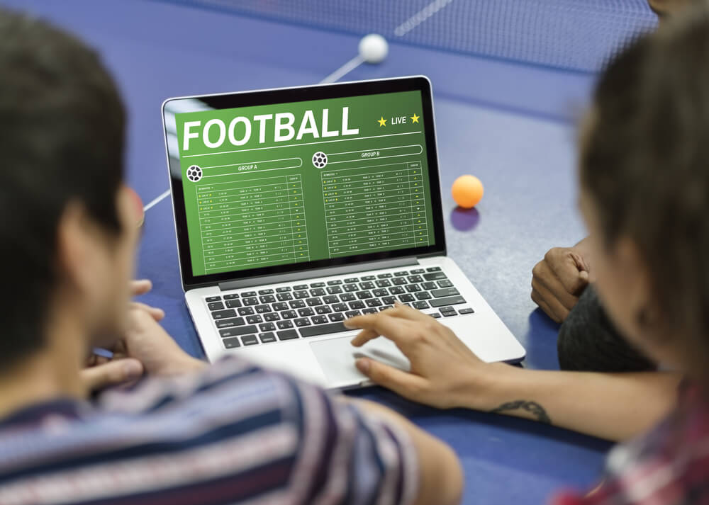 Gambling Football Game Bet