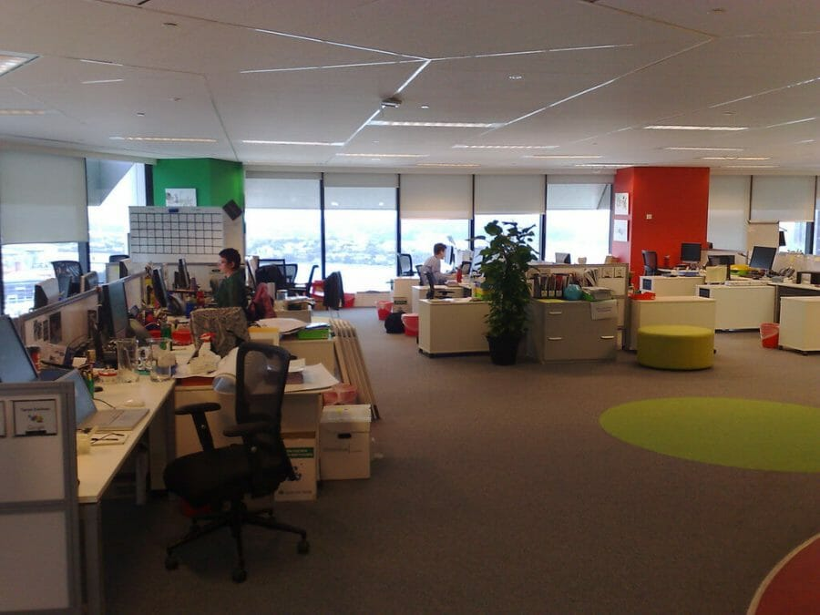 Google Office-Sydney