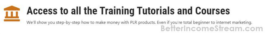IDPLR Training Tutorials