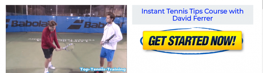Top Tennis Training