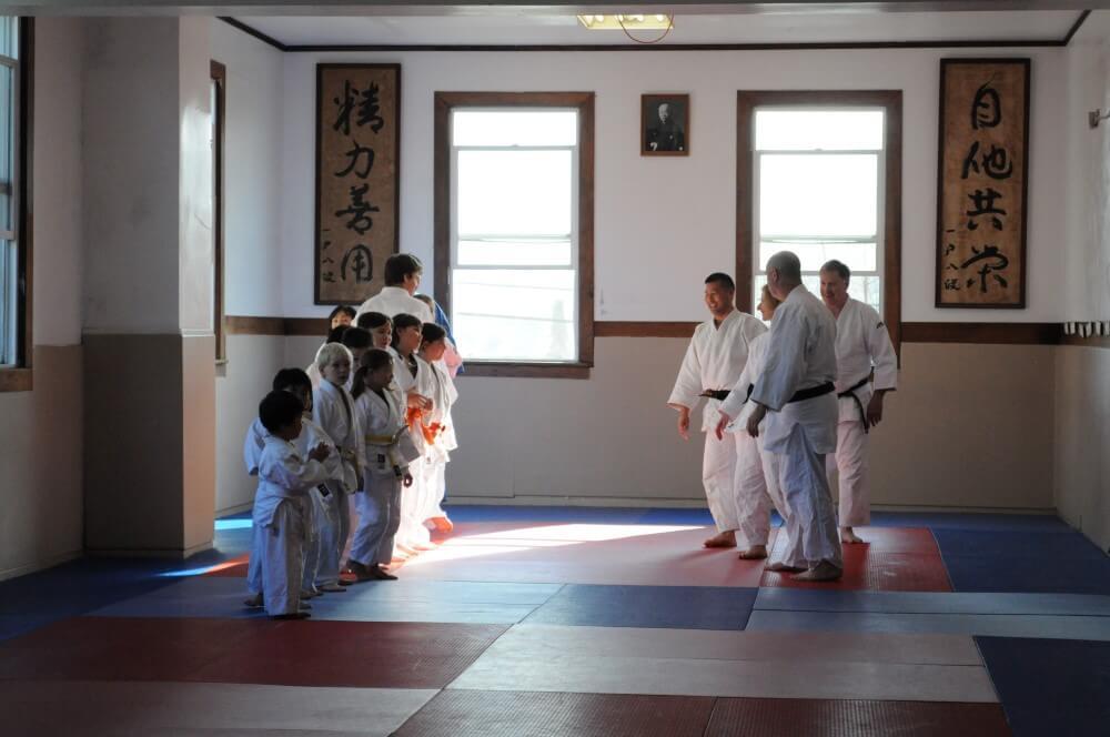 Kids Dojo Class