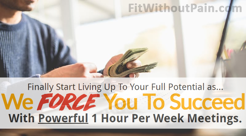 Level Up Movement Force to Succeed