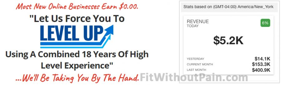 Level Up Movement New Online Business