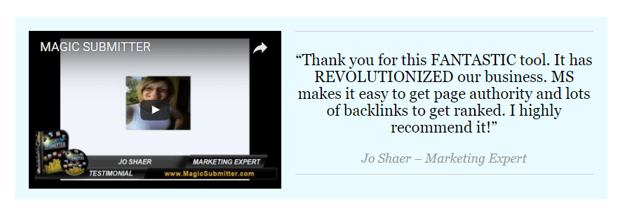 Magic Submitter Review 2