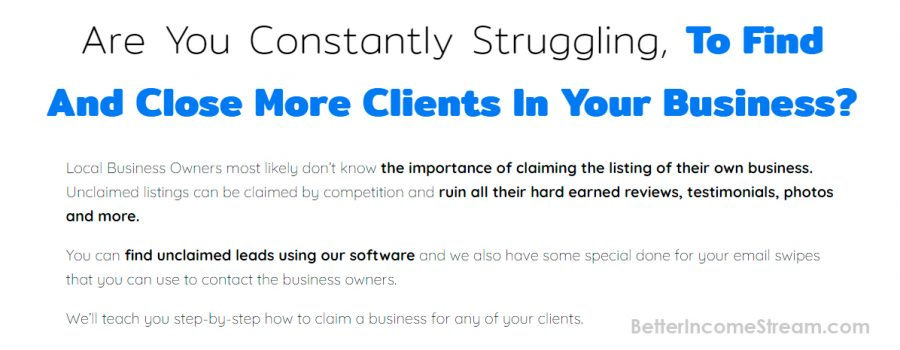 Mapify 360 How to find more clients
