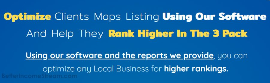 Mapify 360 Optimize Clients Map