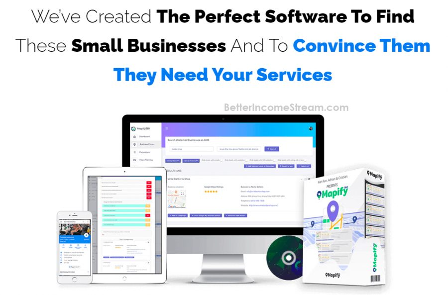 Mapify 360 Perfect Software