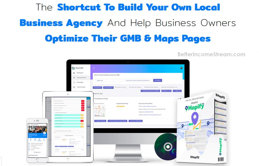Mapify 360 shortcut to build your own Business