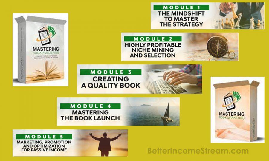 Mastering Book Publishing Modules