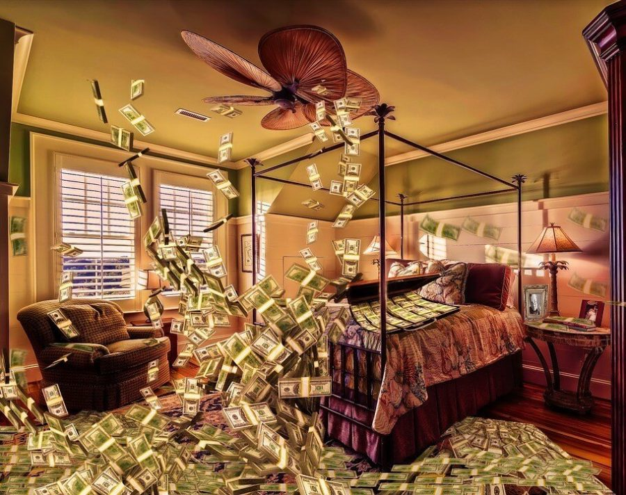 Million of cash in the room