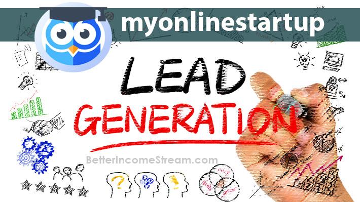 My Online Start Up Lead Generation