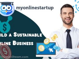 My Online Start Up Build Sustainable Online Business
