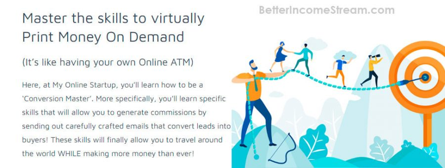 My Online Start Up Master the skill to Virtuality