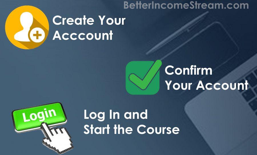 My Online Start Up Steps