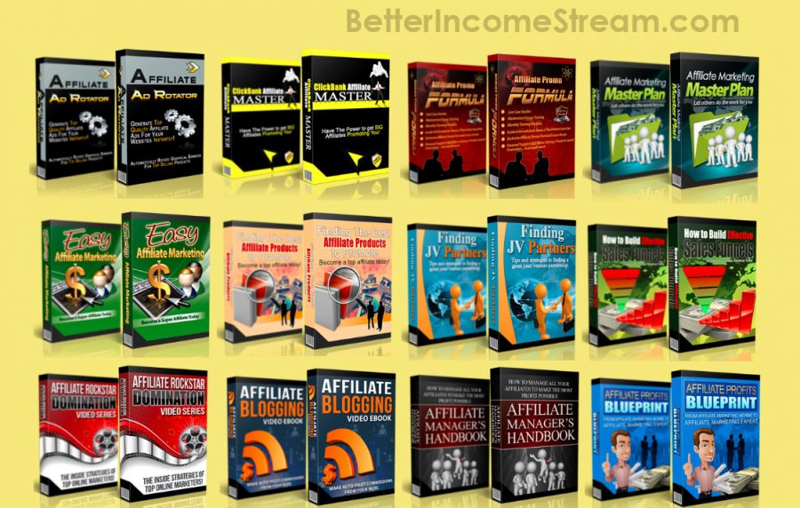 Niche Marketing Kit Affiliate Marketing