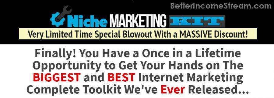 Niche Marketing Kit Limited Time