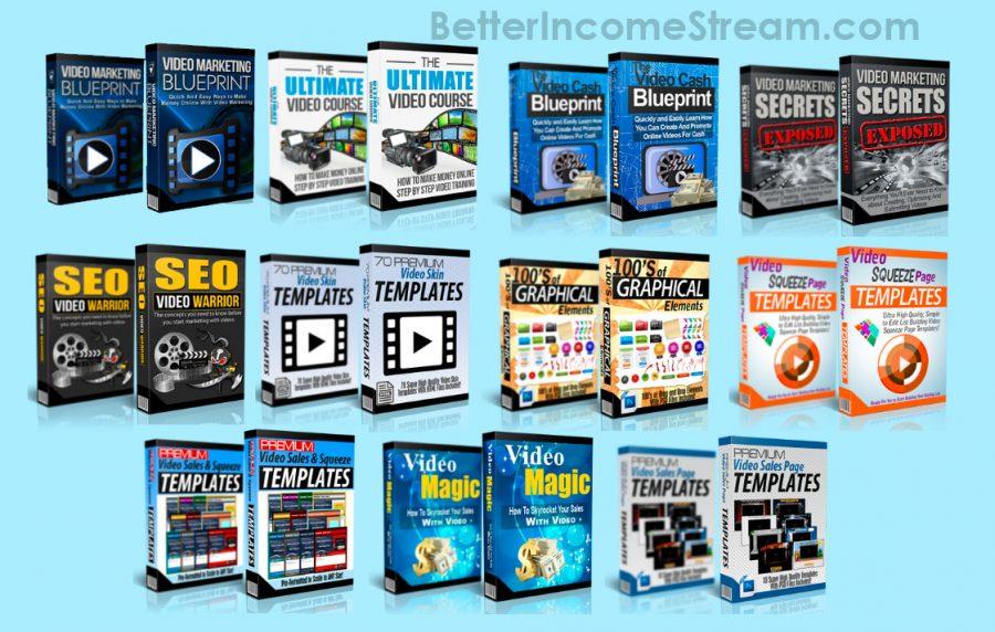 Niche Marketing Kit Video Marketing Niche