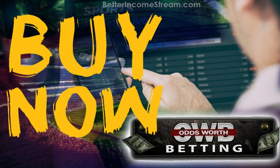 Odds Worth Betting Buy Now