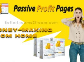Passive Profit Pages Making money from home