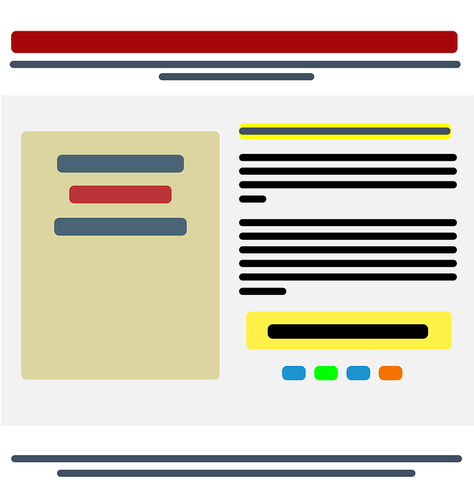 Professional Webpage