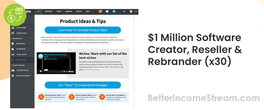 Remixable Software Product Ideas and Tips
