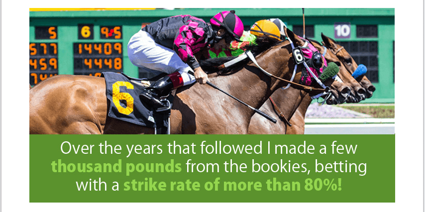 Second Income Bets Review: Consistent Money On Horse Bets?
