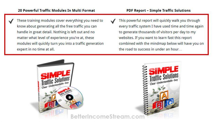 Simple Traffic Solution Pdf Report